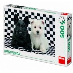 Puzzle  Dino-50229 Chiots