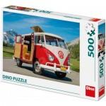 Puzzle  Dino-50234 Volkswagen Camper