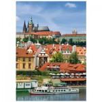 Puzzle  Dino-53246 Chateau de Prague