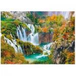 Puzzle  Dino-53257 Parc National des Lacs de Plitvice