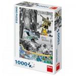 Puzzle  Dino-53267 Barcelone, Espagne