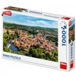 Puzzle  Dino-53268 Cesky Krumlov, République Tchèque