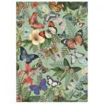 Puzzle  Dino-53286 Butterfly Meadow