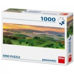 Puzzle  Dino-54540 Sunset