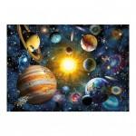 Puzzle  Dino-56116 Système Solaire