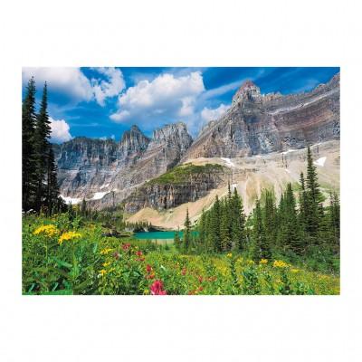 Puzzle Dino-56315 Montagne