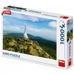 Puzzle   Ještěd, République Tchèque