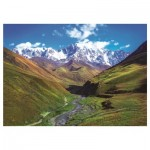 Puzzle   Mountain Shkhara