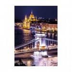 Neon Puzzle - Budapest