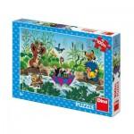 Puzzle   Pièces XXL - La Petite Taupe