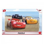 Puzzle Cadre - Cars Racing