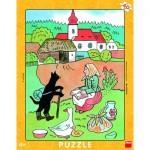 Puzzle Cadre - En Voyage