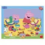 Puzzle Cadre - Peppa Pig
