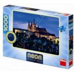 Puzzle Néon - Prague