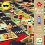 Puzzle  Djeco-07161 La ville