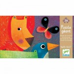 Djeco-07171 Puzzle 24 pièces géant - La parade des animaux