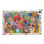 Puzzle  Djeco-07452 Carnaval De Rio
