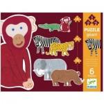 6 Puzzles - Henri & ses Amis