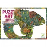 Puzzle   Chameleon