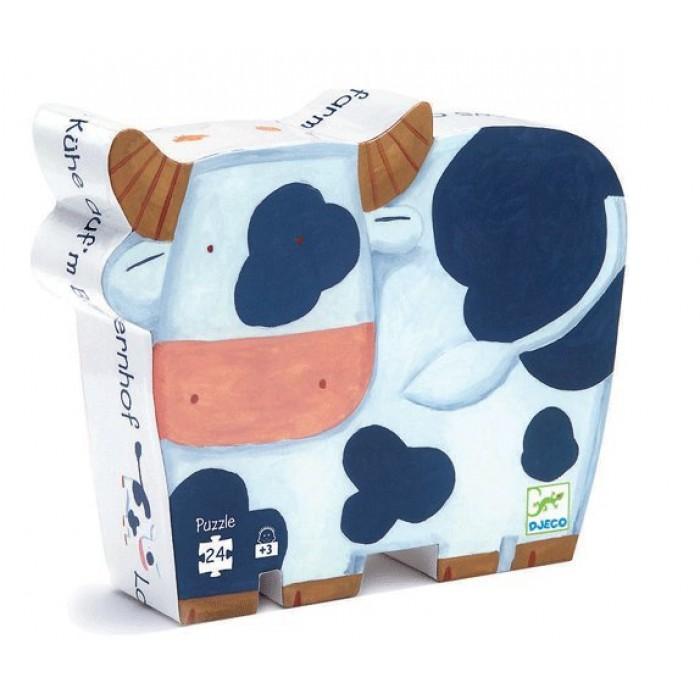 Boîte Silhouette - Les Vaches à la Ferme
