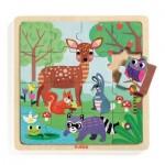 Puzzle en Bois - Forest