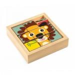 Puzzle en Bois - Tournanimo