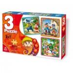 Puzzle  Deico-Games-63717 Contes et Légendes