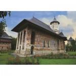 Puzzle  Deico-Games-76045 Monastère de Moldovita