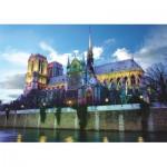 Puzzle  Deico-Games-76069 Notre Dame de Paris, France