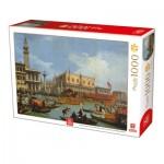 Puzzle  Deico-Games-76687 Canaletto - Venise