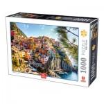 Puzzle  Deico-Games-76809 Cinque Terre - Italie