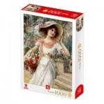 Puzzle  Deico-Games-77608 Emile Vernon - The Flower Garden