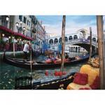 Puzzle  Dtoys-50328-AB10-(69276) Italie - Venise