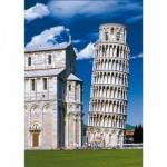 Puzzle  DToys-50328-AB11 Italie - Pise