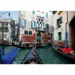 Puzzle  DToys-50328-AB15 Italie - Venise