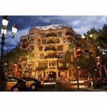 Puzzle  DToys-50328-AB32 Espagne - Barcelone : Casa Mila