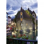 Puzzle  Dtoys-50328-AB33-(69320) France - Annecy