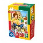 Dtoys-60471-PV-01 Mini Puzzle : Gulliver
