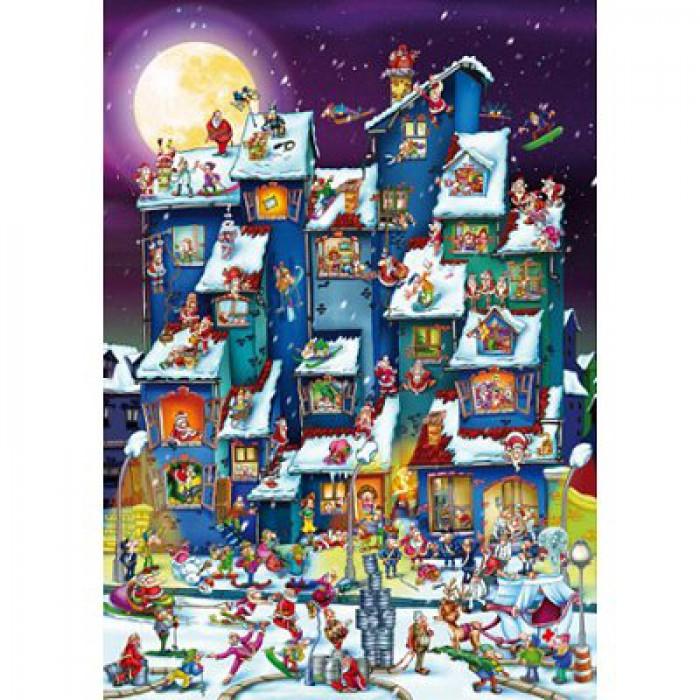 Cartoon Collection - Pagaille de Noël