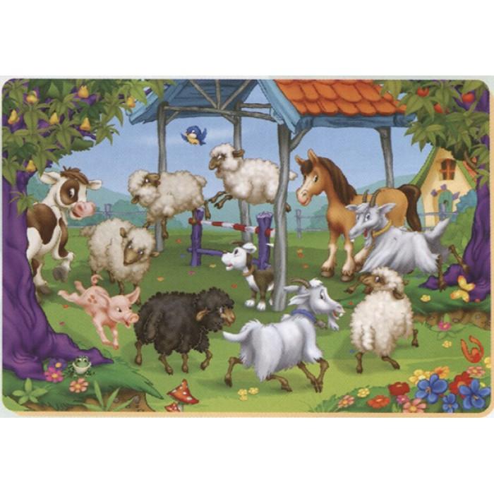 Color Me : La ronde des animaux de la ferme