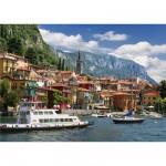 Puzzle  DToys-62154-EC12-(70791) Italie - Lac de Côme