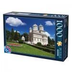 Puzzle  Dtoys-63038-MN14 Curtea de Arges Monastery - Roumanie