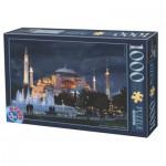 Puzzle  Dtoys-64301-NL11 Hagia Sophia, Istanbul, Turquie
