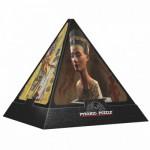 Puzzle  Dtoys-65957-PP01-(65957) Pyramide 3D - Egypte : Dieux Egyptiens