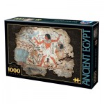 Puzzle  Dtoys-65971-EY03-(74843) Egypte Ancienne