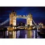 Puzzle  DToys-65995-DE01 Royaume Uni - Londres : Tower Bridge
