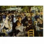 Puzzle  DToys-66909-RE06 Renoir Auguste : Le bal du Moulin de la Galette
