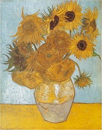 Puzzle Dtoys-66916 Van Gogh Vincent - Les Tournesols
