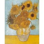 Puzzle  Dtoys-66916-VG01-(74157) Van Gogh Vincent - Les Tournesols