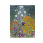 Puzzle  Dtoys-66923-KL09 Gustav Klimt : Jardin Fleuri